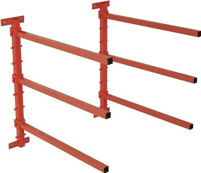 Sealey Wall Mounting Folding Bumper Rack