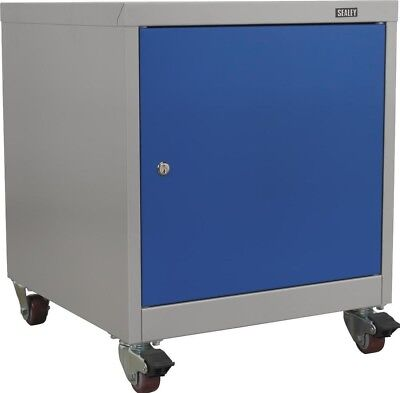 Sealey Mobile Industrial Cabinet 1 Shelf Locker