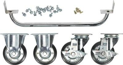 Sealey Industrial Handle & Wheel Kit for 565mm Cabinets