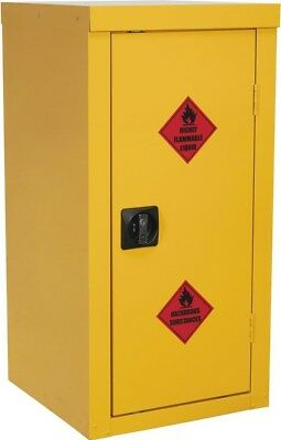 Sealey Flammables Storage Cabinet 460 x 460 x 900mm