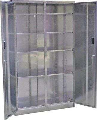 Sealey Galvanized Steel Floor Cabinet 5 Shelf Extra-Wide GSC110385