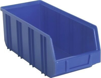 Sealey Plastic Storage Bin Deep 145 x 335 x 125mm Pack of 16