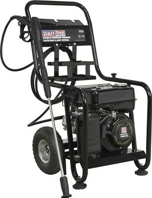 Sealey Pressure Washer 220 Bar 10 Litre/min 6.5HP Petrol PWM2500