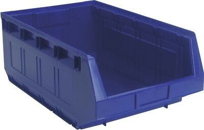 Sealey Plastic Storage Bin 310 x 500 x 190mm Pack of 12