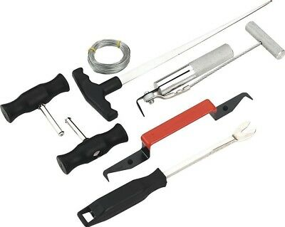 Sealey Windscreen Removal Tool Kit 7pc
