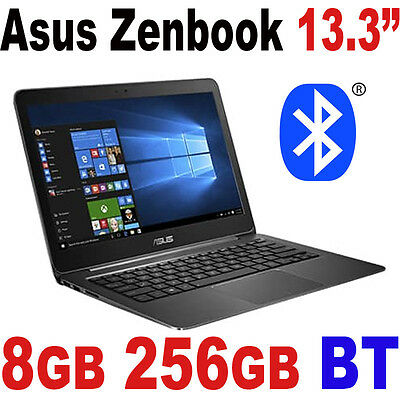 "Asus Zenbook UX305CA FULL HD 13.3"" 8GB 256GB SSD UltraSlim Laptop"