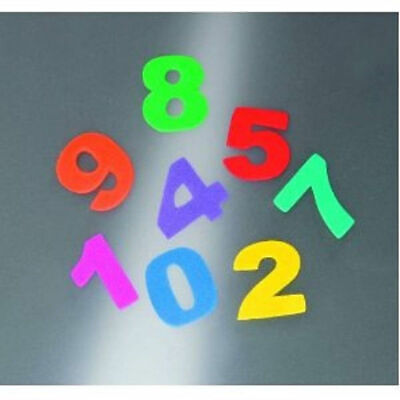 Foam rubber Number 150St. Crafting fun for children
