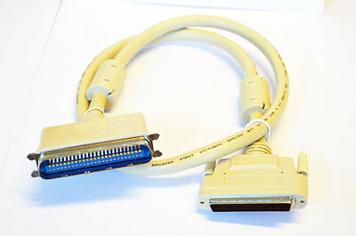 SCSI 1 to SCSI 3 CABLE 1 Metre Heavy Duty Cable TS301