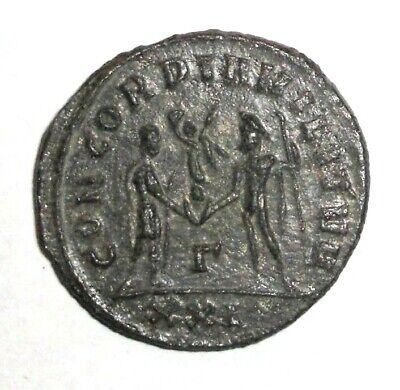 Ancient Roman Empire, Diocletian 284-305 AD. AE Antoninianus