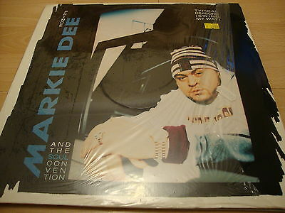 "Prince Markie Dee & The Soul Convention Typical Reasons (PS) 12"" Vinyl Single"