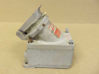 Cooper Crouse Hinds Cps-732 Cps732 30 Amp 230V Arktite Receptacle