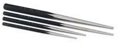 SK Tools 6044 4 Piece Long Taper Punch Set