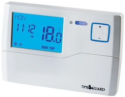 Timeguard 7 Day Program Room Thermostat Frost Stat TRT035