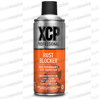 XCP Rust Blocker High Performance Rust Proofing Protection 400ml Aerosol