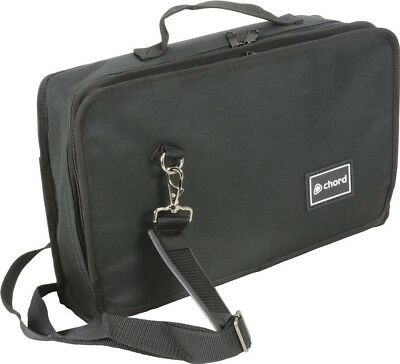 Chord Padded Heavy Duty Water Resistant Clarinet Bag Case 173.387