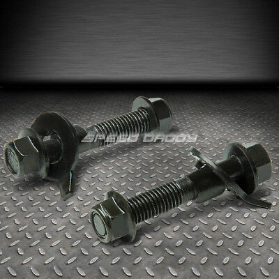 2 X 14Mm 10.9 Steel Adjustable Front Camber/control Arm Alignment Cam&bolt Kit