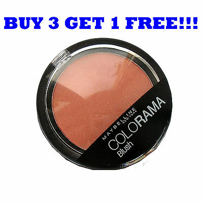 Maybelline Colorama Blush 301 Peachy Pink