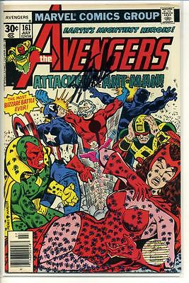 Avengers (1977)  #161 Signed By Stan Lee Attacked By Ant-Man Civil War Movie Coa