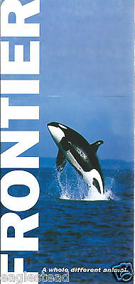 Ticket Jacket - Frontier - Orca - Killer Whale - 2003 (J1852)