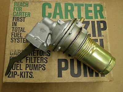 NOS Ford 1965 Mustang Galaxie Falcon 289ci Carter Fuel Pump
