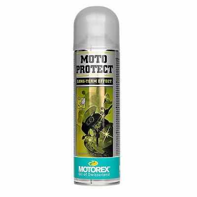 Motorex Moto Protect Long Term Effect Motorcycle Protection Spray Aerosol 500ml