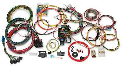 painless performance 10205 classic 27 circuit wiring harness for c/k series