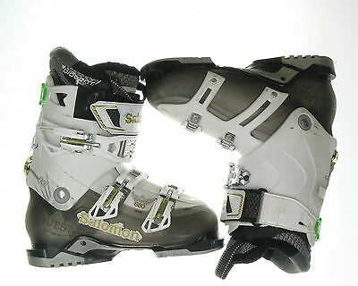 Used Salomon Quest 880 W Ski Boots Women's Size