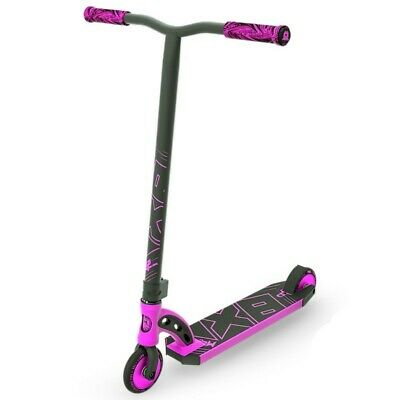 New 2017 Madd Gear Mgp Vx7 Pro Complete Kids Scooter Pink/blue - Free Shipping
