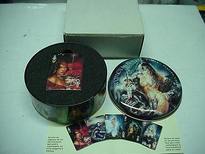 Women By Royo Numbered & Special Edition Sample Limited Edition In Metalic Case