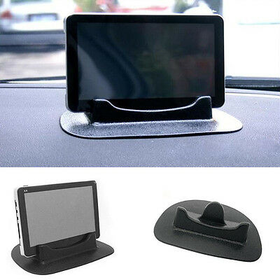 Universal Rubber Stand Car Dashboard Mount Holder for GPS Cell Phone Favored