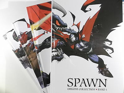 Auswahl = SPAWN ORIGINS COLLECTION # 1 2 3 4 5 6 7 8 9 ( PANINI, Hardcover ) NEU