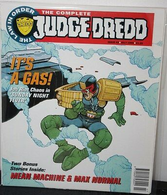 The Complete Judge Dredd # 42 July 1995 2000Ad -Com-009