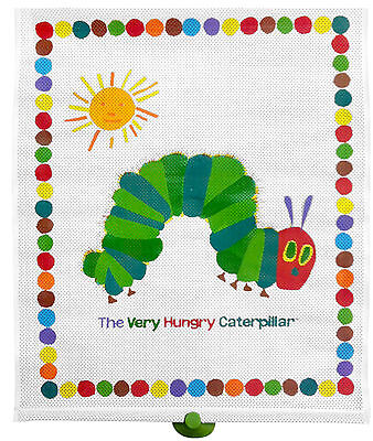 Goldbug THE VERY HUNGRY CATERPILLAR ROLLER SUNBLINDS Baby/Toddler Travel BN