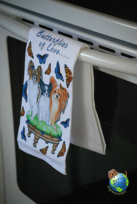 Papillon Kitchen Hand Towel