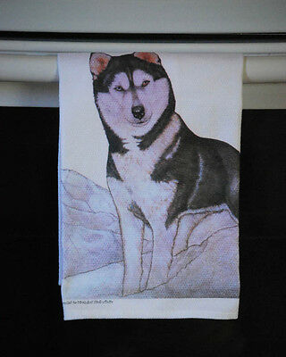 Husky Kitchen Hand Towel