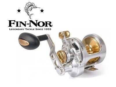 Fin Nor Marquesa Multiplier Fishing Reel - All Sizes