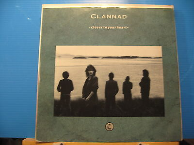"""CLANNAD closer to your heart 4track 12""""""""-Free UK post"""