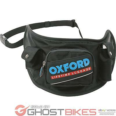 Oxford Lifetime Holster Helmet Accessory Belt Waist Bag Motorcycle Bike Luggage