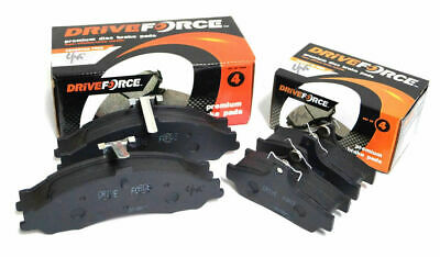 FORD falcon EF EL & AU SERIES 1 FULL SET FRONT & REAR BRAKE PADS NEW