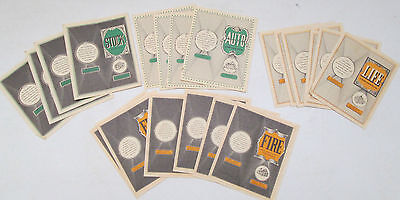 Vintage Big Sky Corp. Stock Certificate's Fire Property Life & Auto Mixed Lot 21