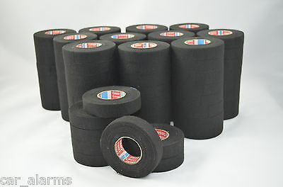 96 rolls of Wiring Loom Harness Adhesive Cloth Fabric Tesa tape