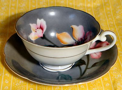 Jyoto China Cup & Saucer Set Made in Occupied Japan