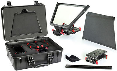 Proaim Teleprompter TP300 with FREE Hard Case for Small to Mid-Size camera