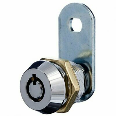 BDS Tubular Cam Lock RL55016KD 16mm High Security Keyed To Differ