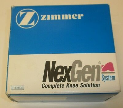 Zimmer 5972-16-01 NexGen Complete Knee Solution Gr. F Links Neu