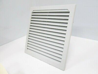 New McLean SF-1026-414 Fan / Filter Unit, 250x250mm, 162 CFM, 3030RPM, 230V 1PH