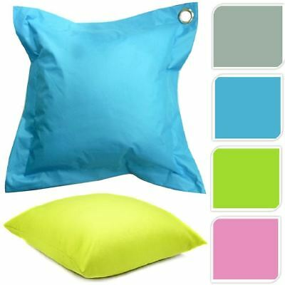 Large Outdoor Patio Waterproof Cushion Padded Filled Garden Furniture Seat Pad