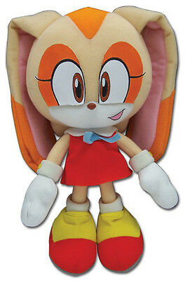 Plush - Sonic The Hedgehog - Cream 8'' Soft Doll Toys New Anime ge8992