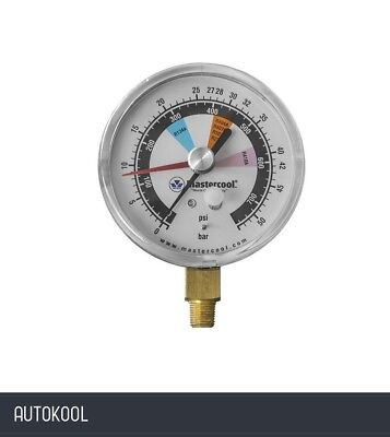 Mastercool Refrigeration HVAC Leak Testing Replacement Gauge 53000-42