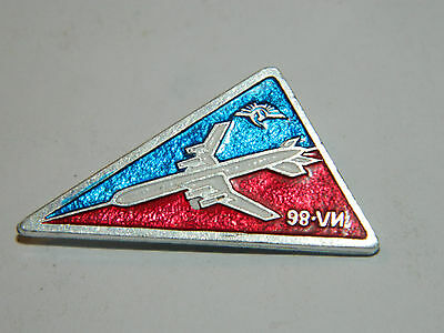 AEROFLOT URSS Old Russian ILYUSHIN IL-86 aircraft pin badge